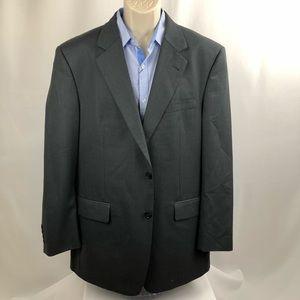 JoS A Bank Men's Sport Coat Blazer Grey 44R